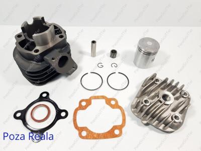 Kit Cilindru - Set motor + CHIULOASA Scuter Silverstreet 49cc 50cc AER foto