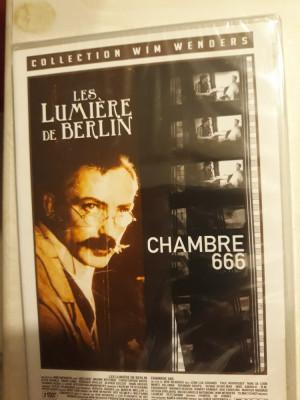 Les lumiere de Berlin / Chambre 666 -  DVD sigilat foto