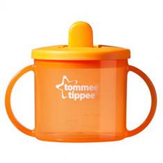 Cana Basics First Cup 190 ml Portocaliu, Tommee Tippee