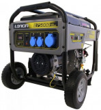 Generator Curent Electric Loncin LCD7500D, 6 KW, 10.5 CP, 220 V, Diesel