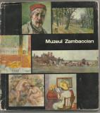 B2 MUZEUL ZAMBACCIAN*PICTURĂ/ RADU BOGDAN/ 1966