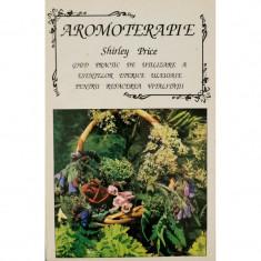Aromoterapie - Shirley Price