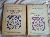 Restitutio Daciae-relatiile dintre Tara Romaneasca,Moldova si Transilvania (1+2)
