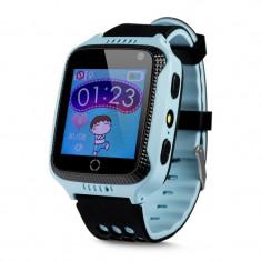 Wonlex GW500S Ceas inteligent copii, functie telefon, camera, monitorizare spion, GPS, buton SOS (+ bratara fitness CrabTECH™) foto