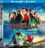 Omul-Paianjen: Departe de casa / Spider-Man: Far from Home - BLU-RAY 3D + BLU-RAY 2D Mania Film