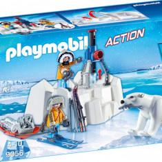 Cercetatori si ursi polari