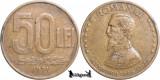 1991, 50 Lei - Romania