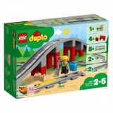 LEGO® DUPLO® - Pod si sine de cale ferata (10872)