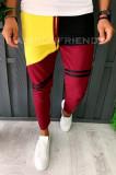Pantaloni de trening pentru barbati - slim fit -trei culori- A5956