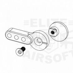 Selector tir CNC M4 A Silver [RetroArms]
