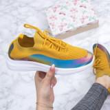 Pantofi sport dama galbeni Speedy-rl