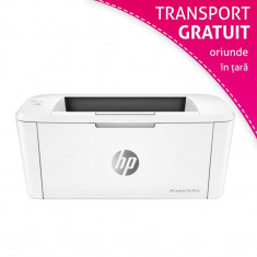 Imprimanta laser HP LaserJet Pro M15a, monocrom A4, USB