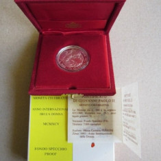 Moneda comemorativa - 500 Lire 1995 Vatican -PROOF
