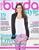 Burda revista de moda croitorie insert in limba romana 53 tipare 5/2013