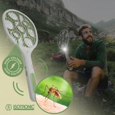 Paleta electrica reincarcabila anti insecte