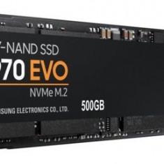SSD Samsung 970 EVO, 500GB, M.2 2280, PCI Express x4