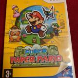 Joc Nintendo WII Super Mario Paper