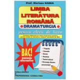 Limba si literatura romana pentru elevii de liceu - dramaturgia, Mariana Badea