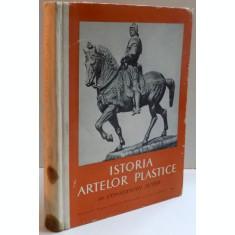 ISTORIA ARTELOR PLASTICE DE CONSTANTIN SUTER , VOL I , 1963