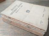 BISERICA ORTODOXA ROMANA - REVISTA SFANTULUI SINOD, 6 NUMERE INTERBELICE
