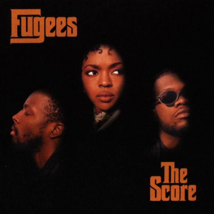 CD - Fugees – The Score