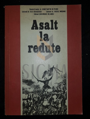 OLTEANU CONSTANTIN (General-Maior), ILIE CEAUSESCU (Colonel, Doctor), VASILE MOCANU (Colonel, Doctor) si GHEORGHE BEJANCU (Colonel) foto