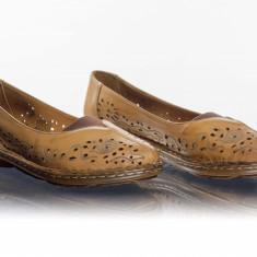 Pantofi dama Caspian Cas-2003-TABA