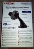 Suport auto cu incarcare wireless
