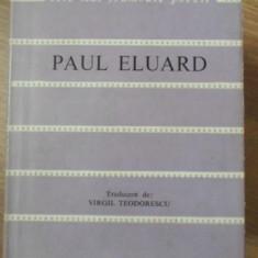 POEZII - PAUL ELUARD