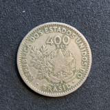 X773 Brazilia 400 reis 1901, America Centrala si de Sud