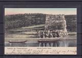 SALUTARI DIN TURNU  SEVERIN   RUINELE  PODULUI TRAIAN   TRAIAN  CIRCULATA 1917