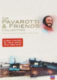 Pavarotti The Pavarotti Friends Collection Boxset (4Dvd)