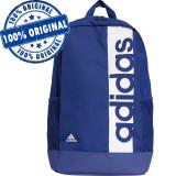 Rucsac Adidas Linear Performance - rucsac original - ghiozdan scoala, Albastru, Marime universala