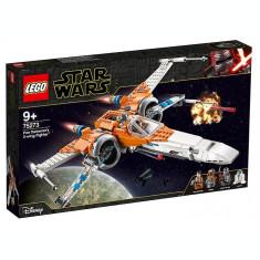 LEGO Star Wars - X-wing Fighter al lui Poe Dameron 75273