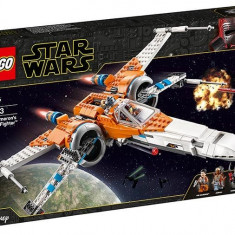 LEGO Star Wars - X-wing Fighter al lui Poe Dameron 75273