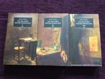 Marin Preda Cel mai iubit dintre pamanteni (3 volume) (NOI,NECITITE) foto