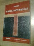 Iosif Sava -Ecranele vietii muzicale -Insemnari din cotidian (16 feb 92-1 aug 92