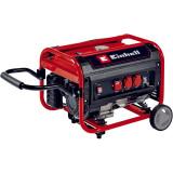 Generator curent pe benzina Einhell TC_PG_35_E5, 208 CC, 4 timpi, 2600 W, 15 l, benzina, 10.7 h autonomie maxima