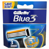 Rezerva aparat de ras Gillette Blue3 3 buc