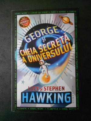 LUCY SI STEPHEN HAWKING - GEORGE SI CHEIA SECRETA A UNIVERSULUI foto