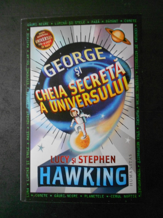 LUCY SI STEPHEN HAWKING - GEORGE SI CHEIA SECRETA A UNIVERSULUI