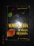 ANATOL BASARAB - NUMEROLOGIA IN VIATA FIECARUIA (1999, usor uzata)