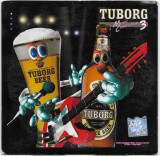 CD Tuborg-Music Collection vol 3, original, mediapro music