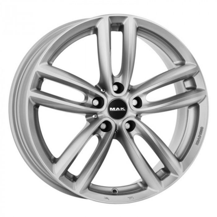 Jante MINI CLUBMAN ONE - CLUBMAN ONE D 7.5J x 17 Inch 5X112 et52 - Mak Oxford Silver - pret / buc