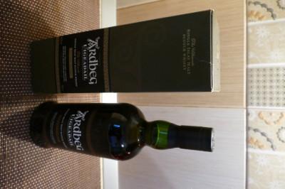 Whisky single malt de colectie - Ardbeg Uigeadail 2008 foto