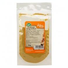 Amestec de Condimente Curry Medium 50 grame Paradisul Verde Cod: 6090000246403