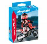 Playmobil Special Plus, Figurina motociclist