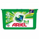 Detergent de rufe Ariel gel capsule Pods Regular, 39 capsule x 29 ml