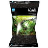 Aqua Exellent Substrat acvariu negru 4-8 mm, 8kg