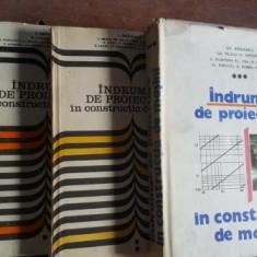 Indrumar de proiectare in constructia de masini 1, 2, 3- Gh. Radulescu